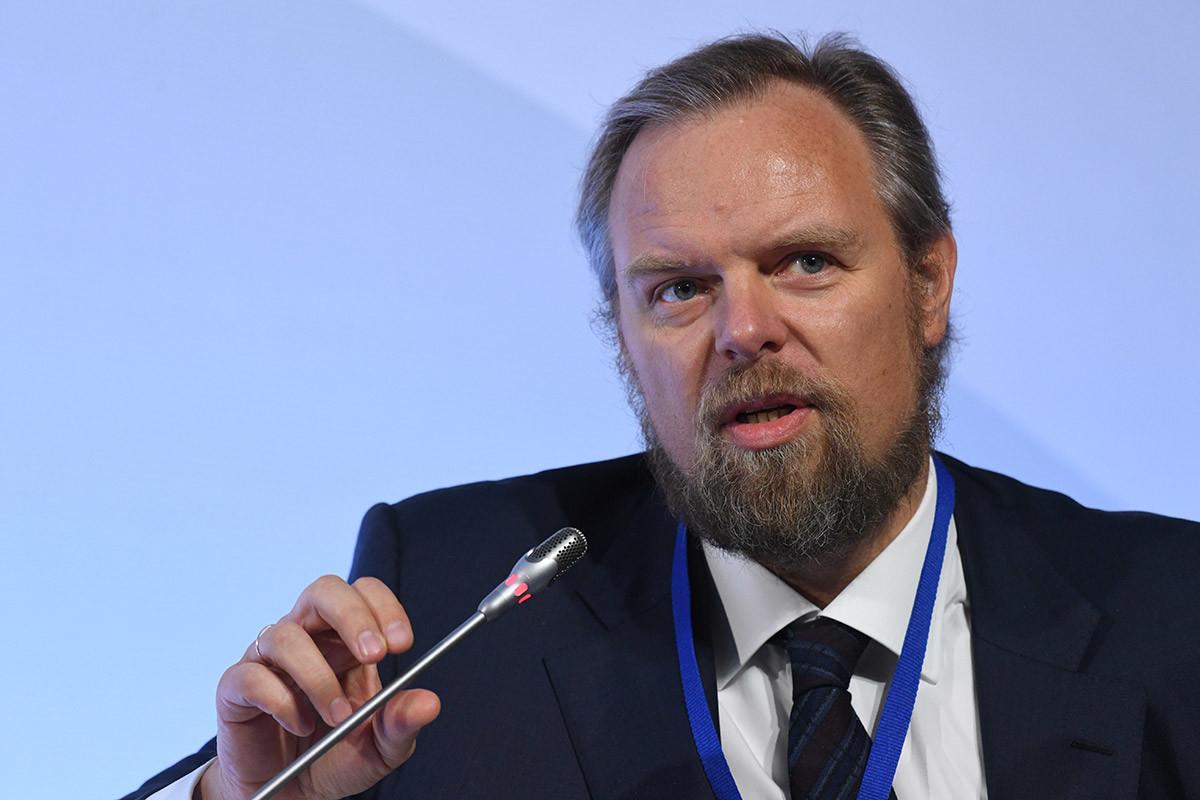Дмитрий Ананьев. Фото © РИА Новости/Григорий Сысоев