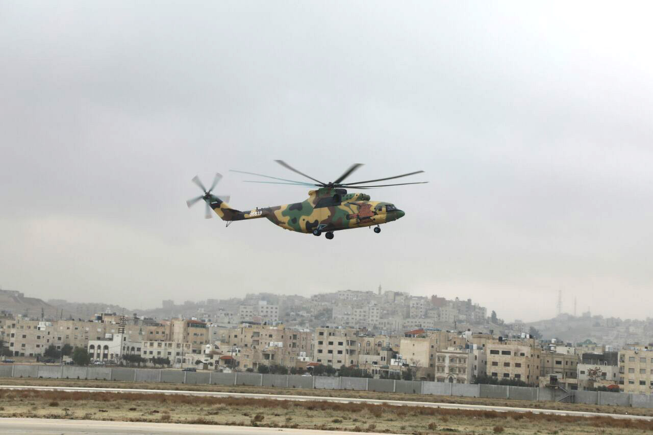 <p>Фото &copy; Jordan Armed Forces</p>