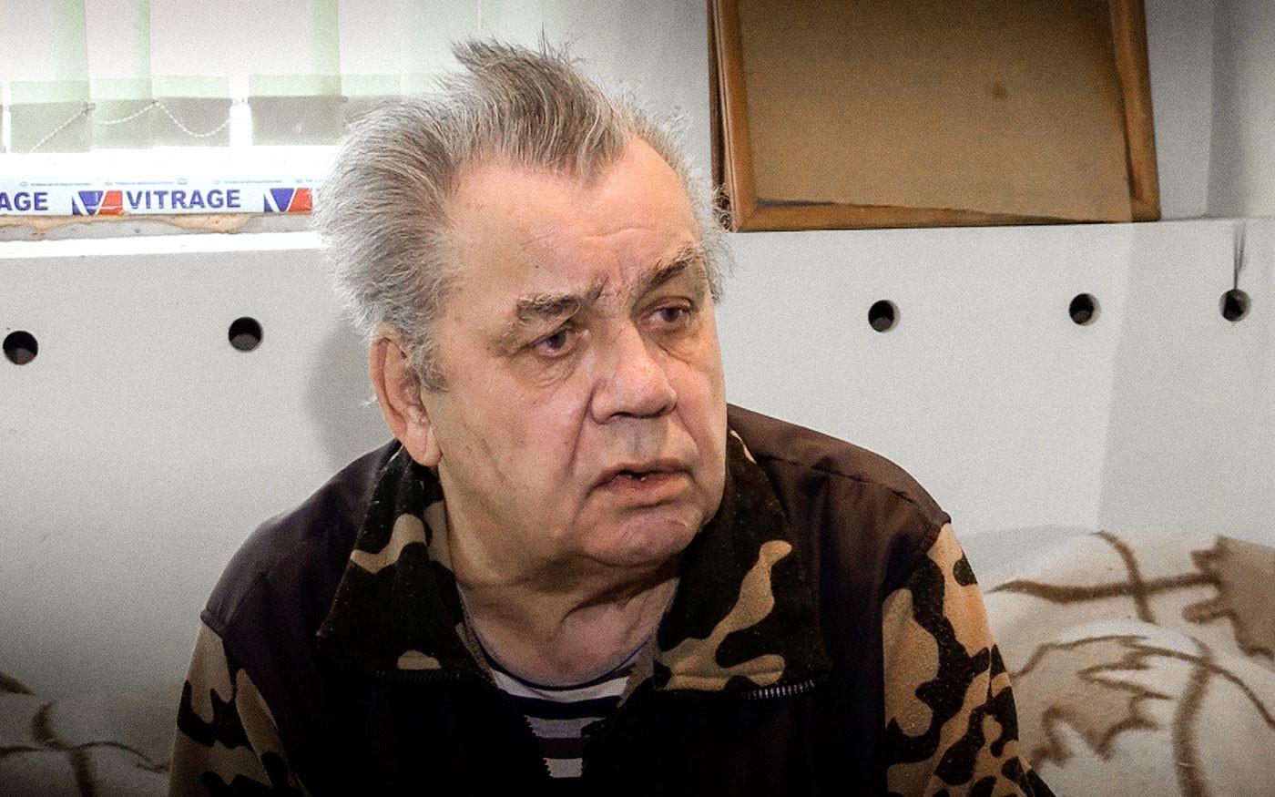Бывший директор совхоза Пётр Рябцев. Фото: © Кадр из видео