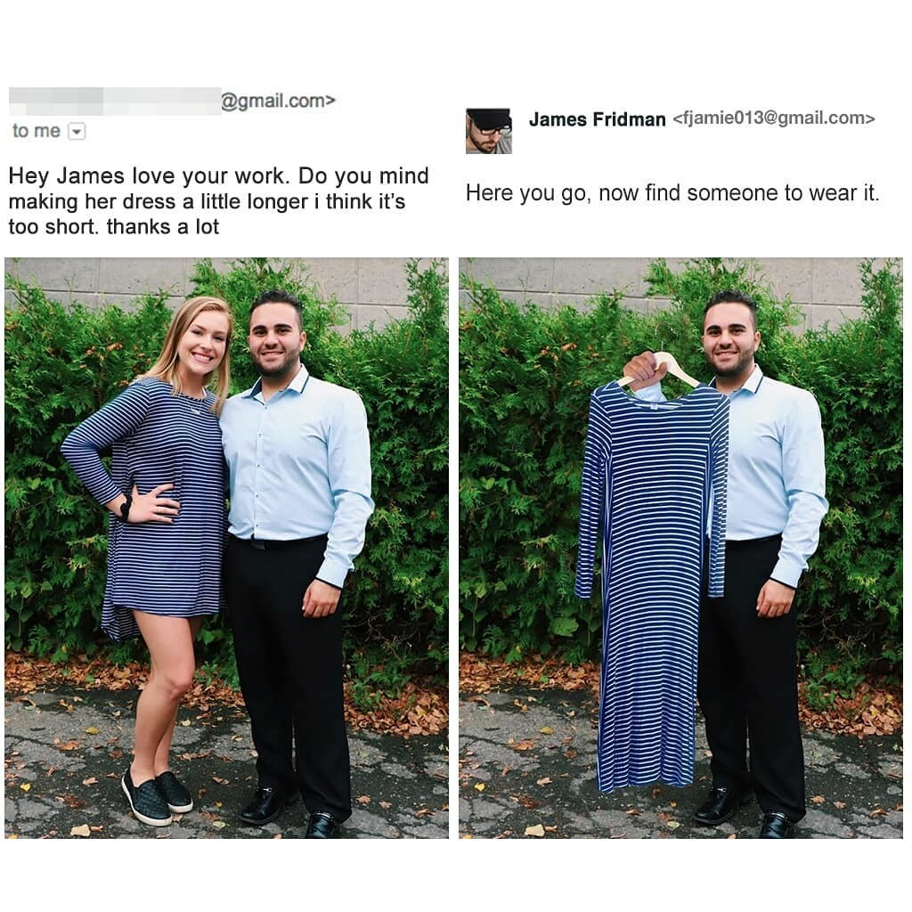Фото: ©Instagram/James Fridman