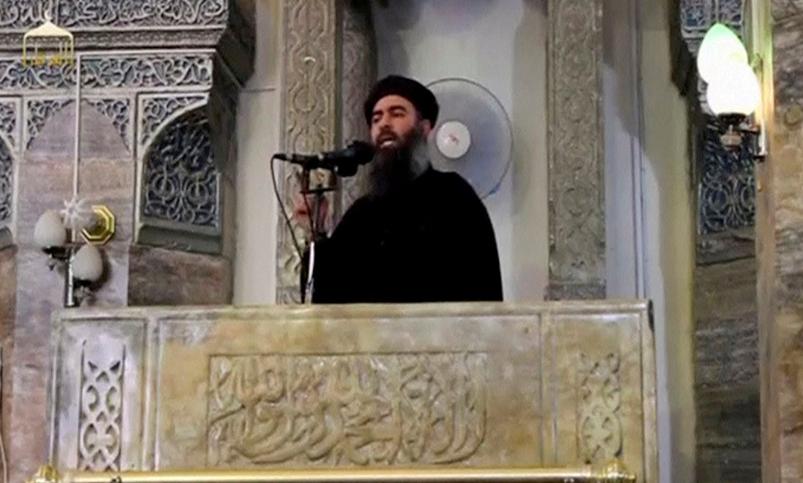 <p><span>Абу Бакр аль-Багдади. Фото: &copy; REUTERS</span></p> <div> <div></div> </div>