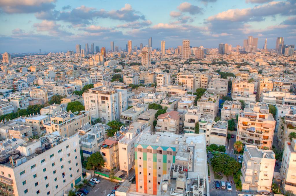 Тель-Авив. Фото: © Flickr/israeltourism