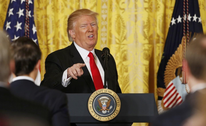 <p><span>Президент США Дональд Трамп. Фото: &copy;&nbsp;</span><span>REUTERS / Kevin Lamarque</span></p>