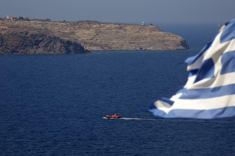 <p>Эгейское море. Фото: &copy;&nbsp;<span>REUTERS/Yannis Behrakis</span></p>