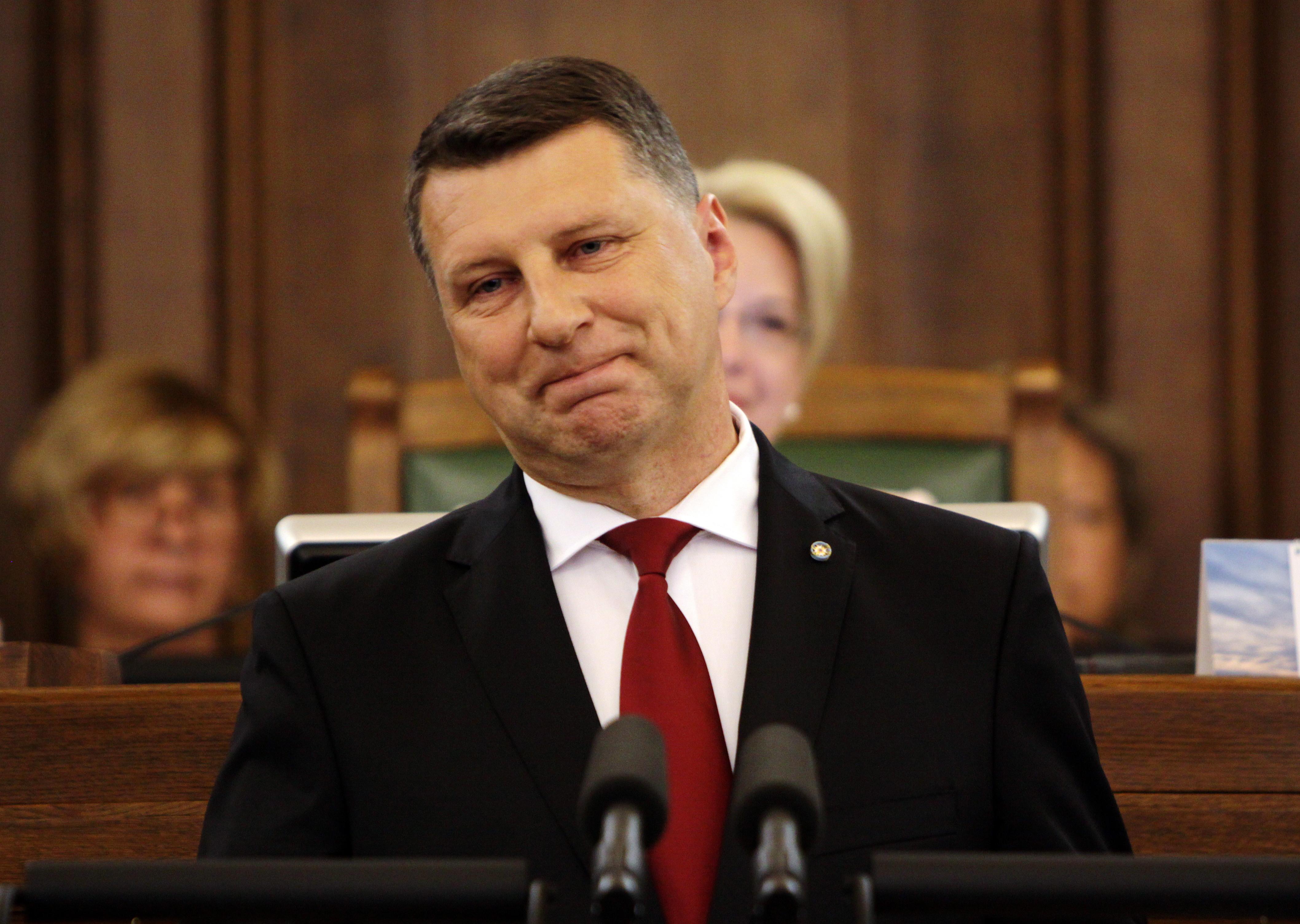 <p>Раймонд Вейонис. Фото: &copy;РИА Новости/Оксана Джадан</p>
