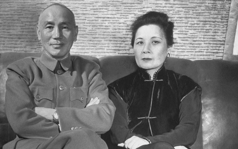 Чан Кайши и Сун Мейлин.Фото: © Wikipedia.org