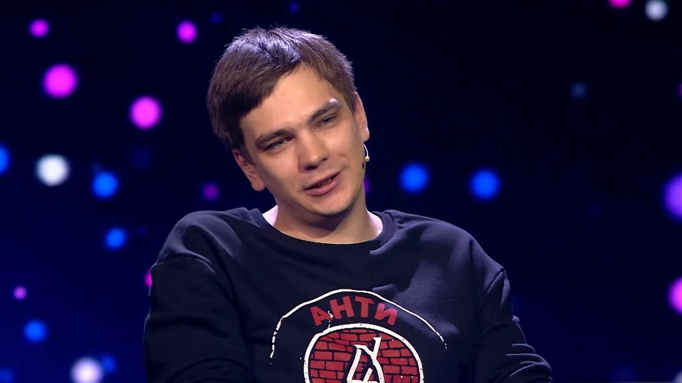 Скриншот видео СТС