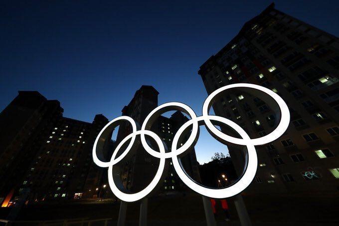 В Пхёнчхане наступает последняя олимпийская ночь. Завтра уже церемония закрытия Игр. Фото: twitter.com/@olympics