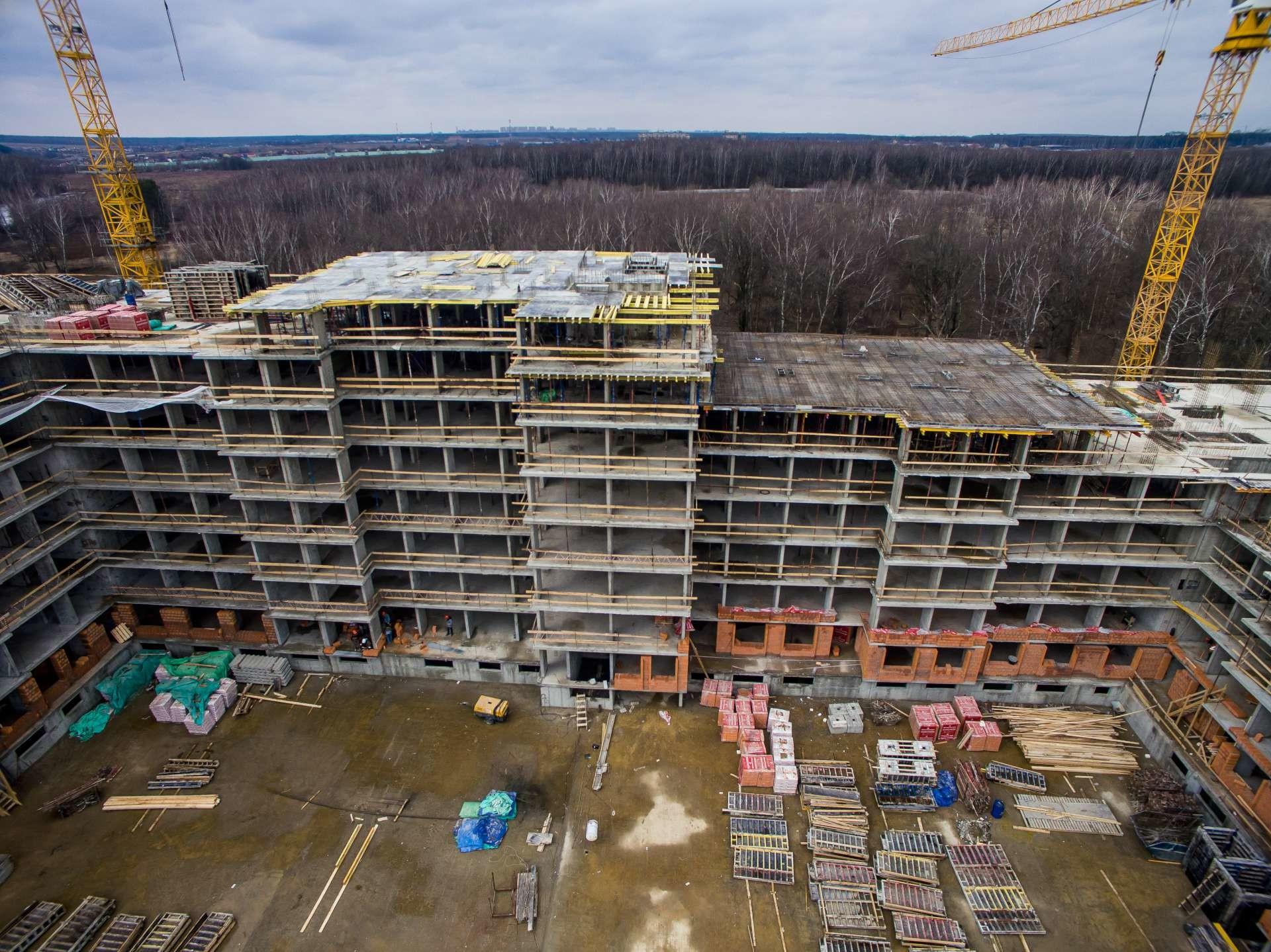 Фото: © vk.com/ЖК Москвичка