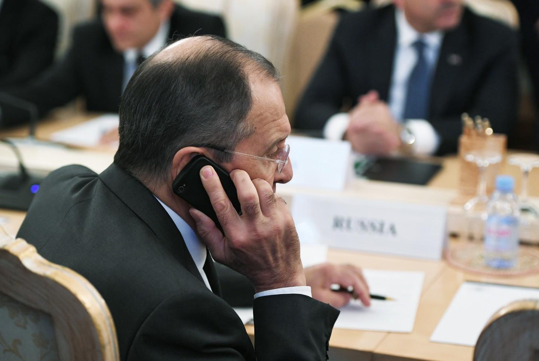 <p><span>Сергей Лавров. Фото: &copy;РИА Новости/Максим Блинов</span></p>