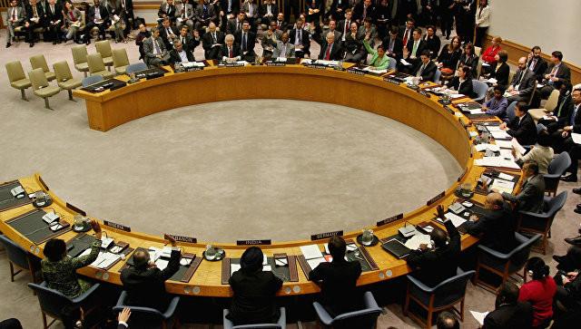 <p><span>Совет безопасности ООН. Фото: &copy; РИА Новости</span></p>