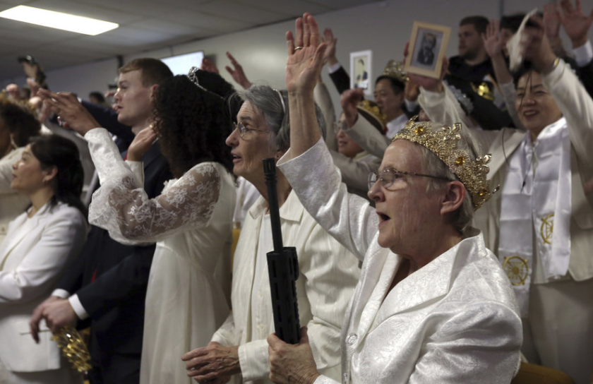 Фото © REUTERS/Eduardo Munoz.