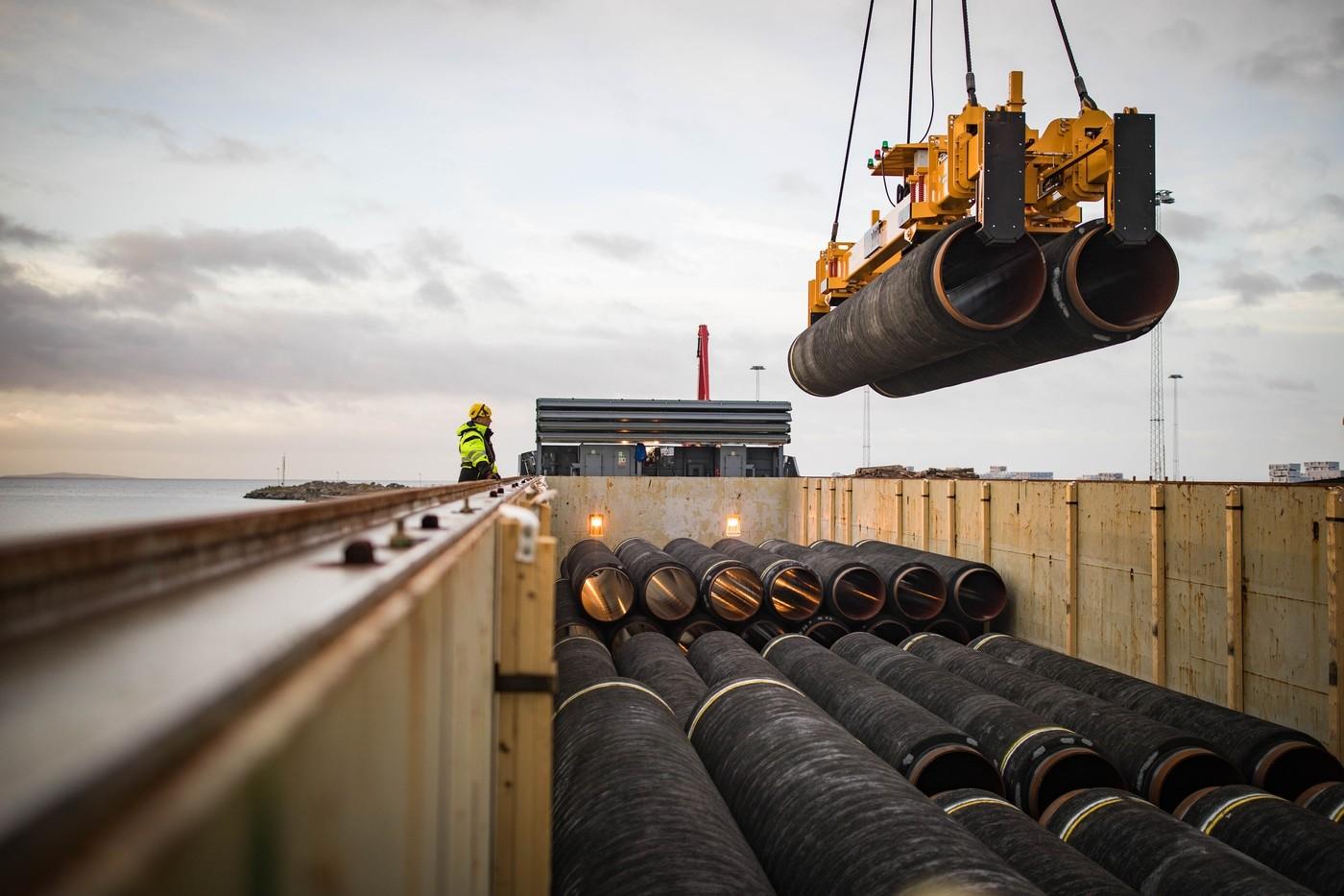 Фото © Nord Stream 2 / Aксель Шмидт