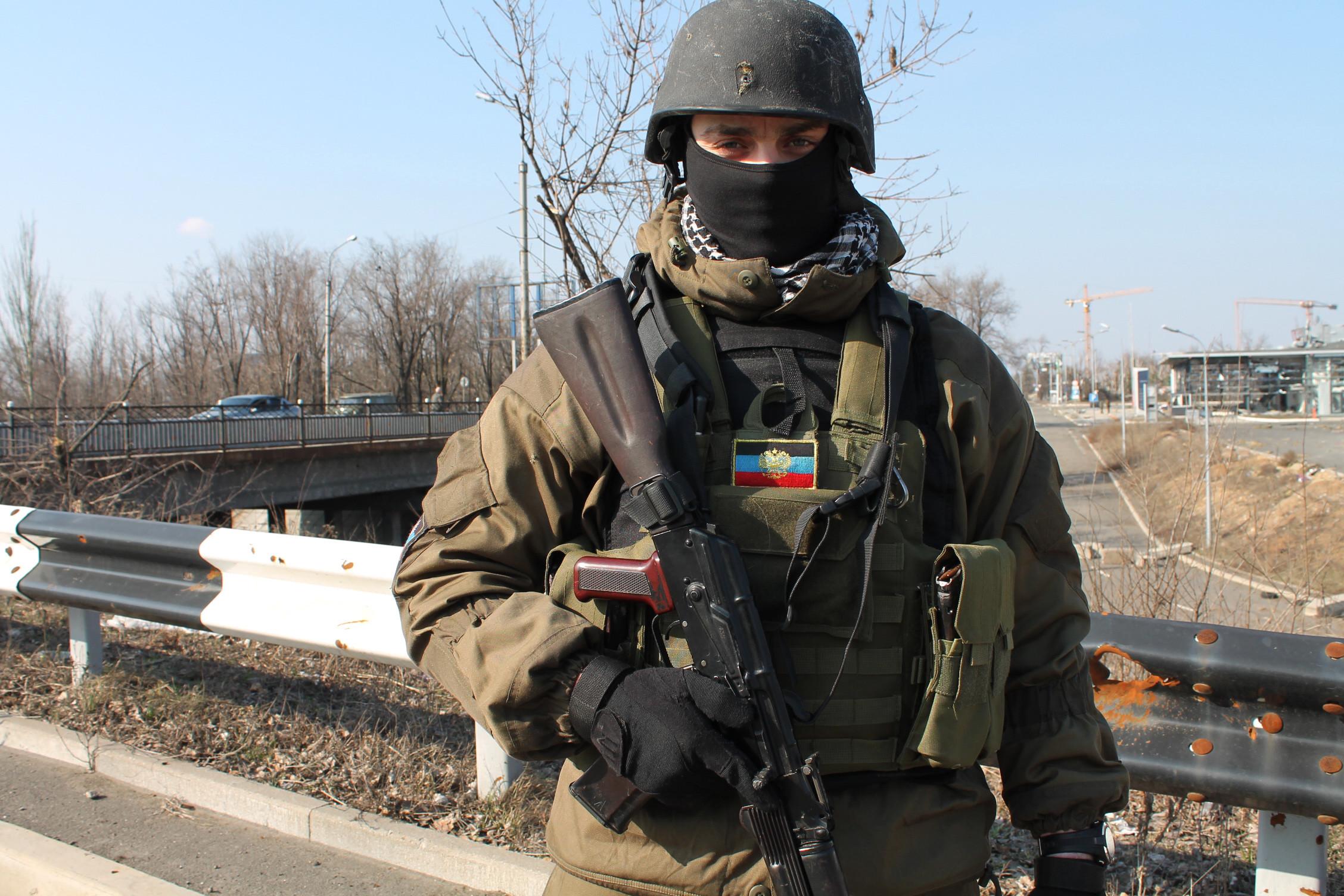 <p>Солдат ДНР. Фото: &copy; РИА Новости/Ирина Геращенко</p>