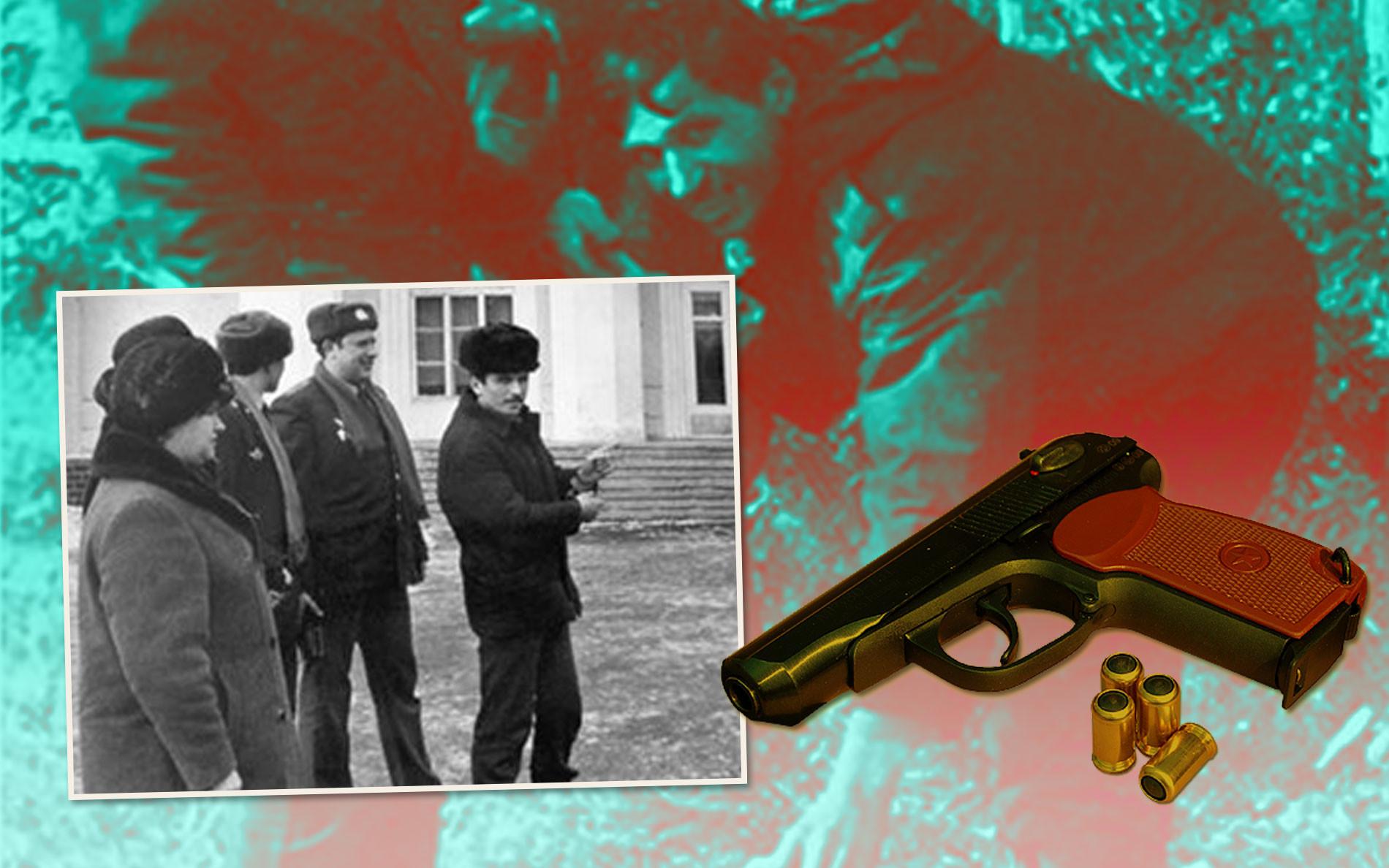 Коллаж. Фото: © Криминальные авторитеты воры в законе