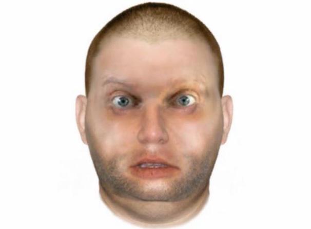Фотопортрет насильника Петы — некоего Томми. Фото © thesun.co.uk