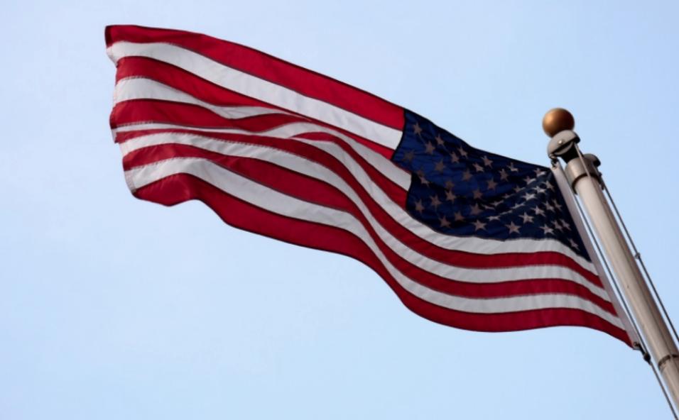 <p><span>Флаг США. Фото: &copy; РИА Новости/Павел Лисицын</span></p>