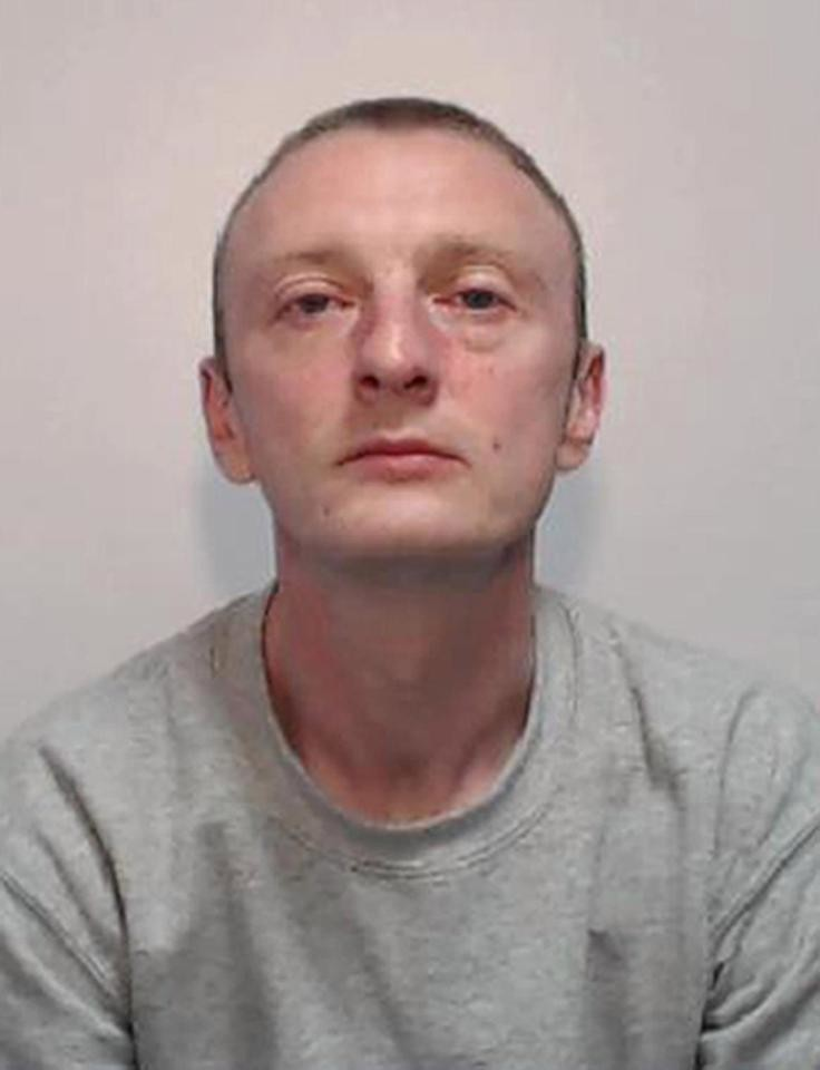 40-летний убийца Тома Джонса Алан Мэйдмент. Фото © thesun.co.uk