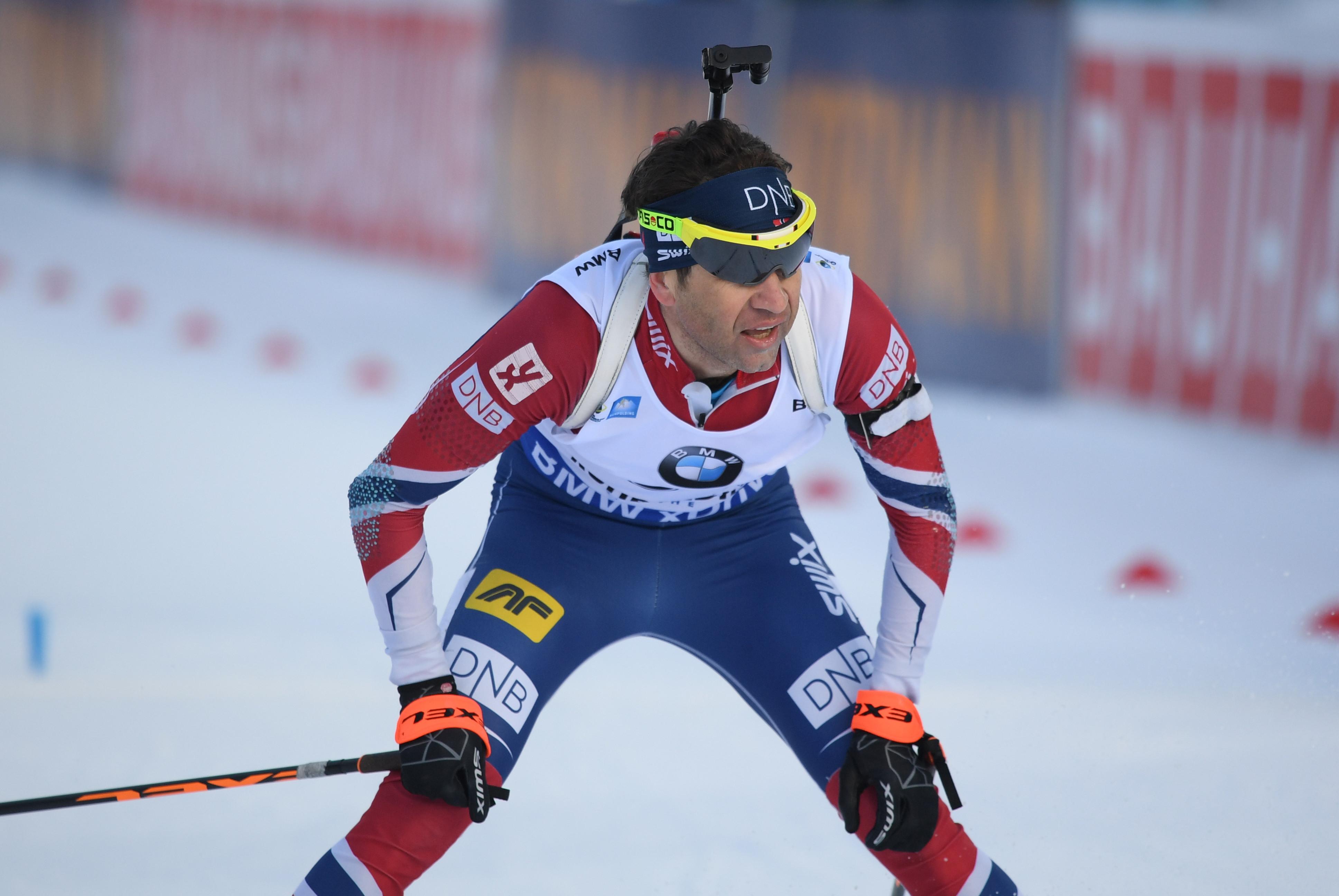 <p><span>Норвежский биатлонист Уле-Эйнар Бьорндален.&nbsp;Фото: &copy;РИА Новости/Алексей Филиппов</span></p>