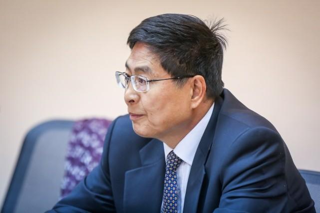 Министр промышленности и информатизации КНР Мяо Вэй. Фото: © Минкомсвязь