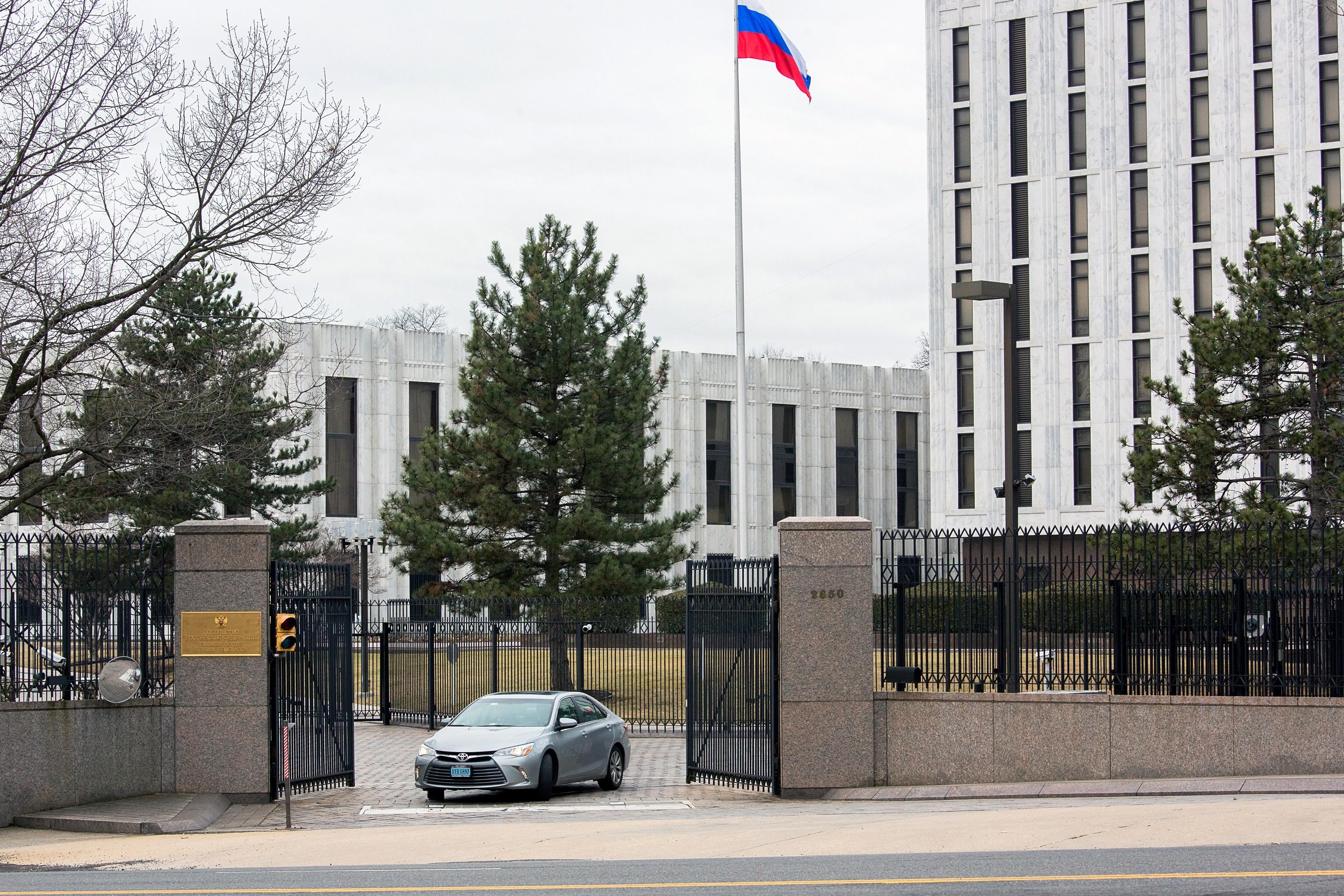 фото российского посольства в других странах это процесс