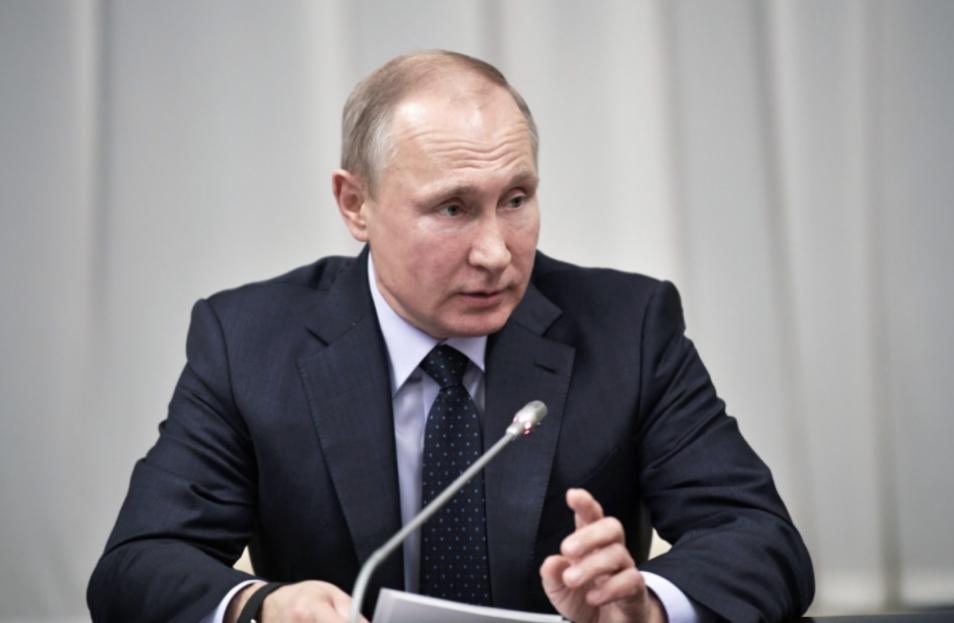 <p><span>Владимир Путин. Фото: &copy;РИА Новости/Алексей Дружинин</span></p> <div> <div> <div></div> </div> </div>
