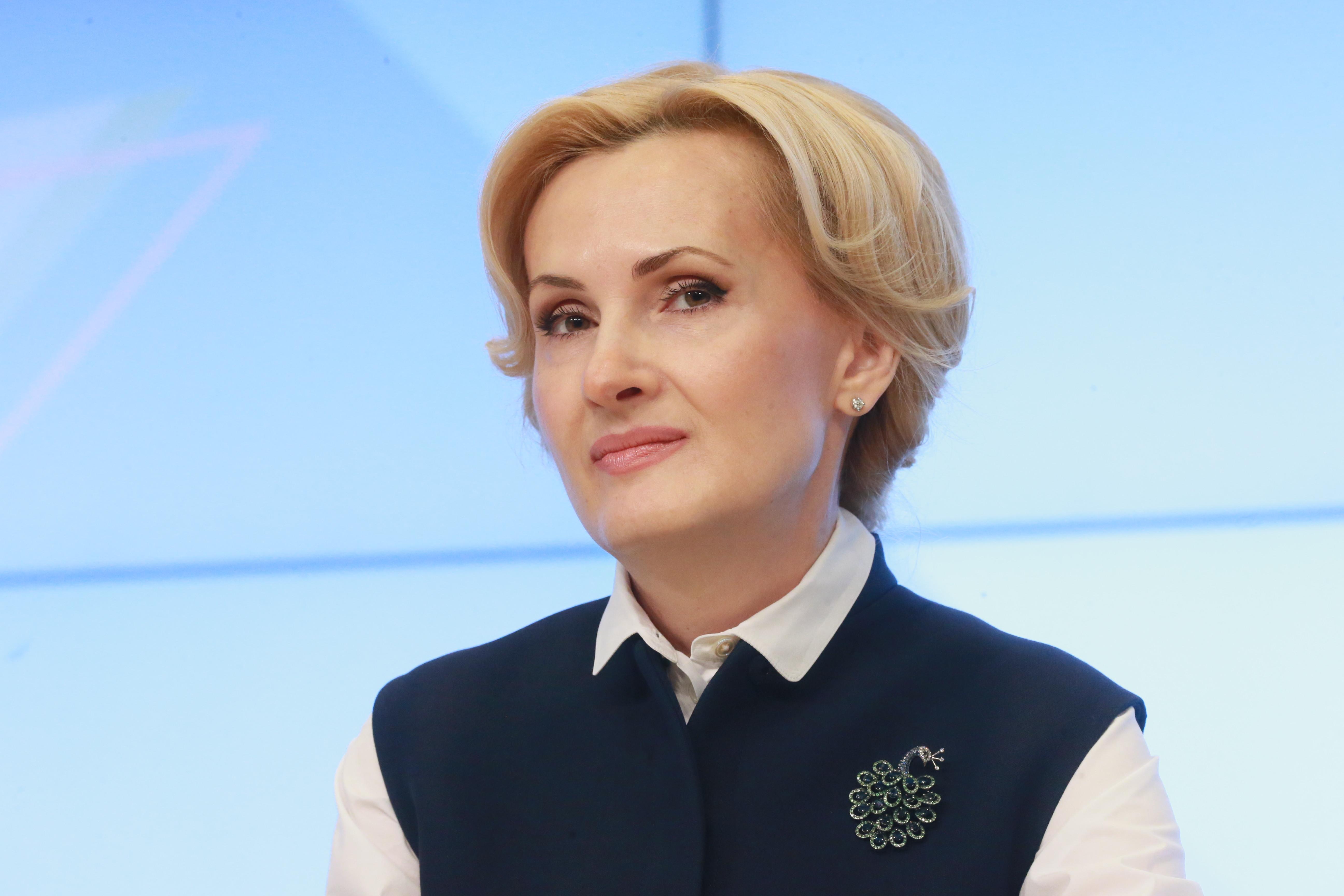 <p>Заместитель председателя Госдумы Ирина Яровая. Фото: &copy; РИА Новости/Александр Натрускин</p>