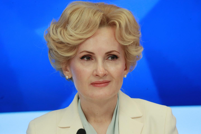 <p><span>Ирина Яровая. Фото: &copy;РИА Новости/Александр Натрускин</span></p>