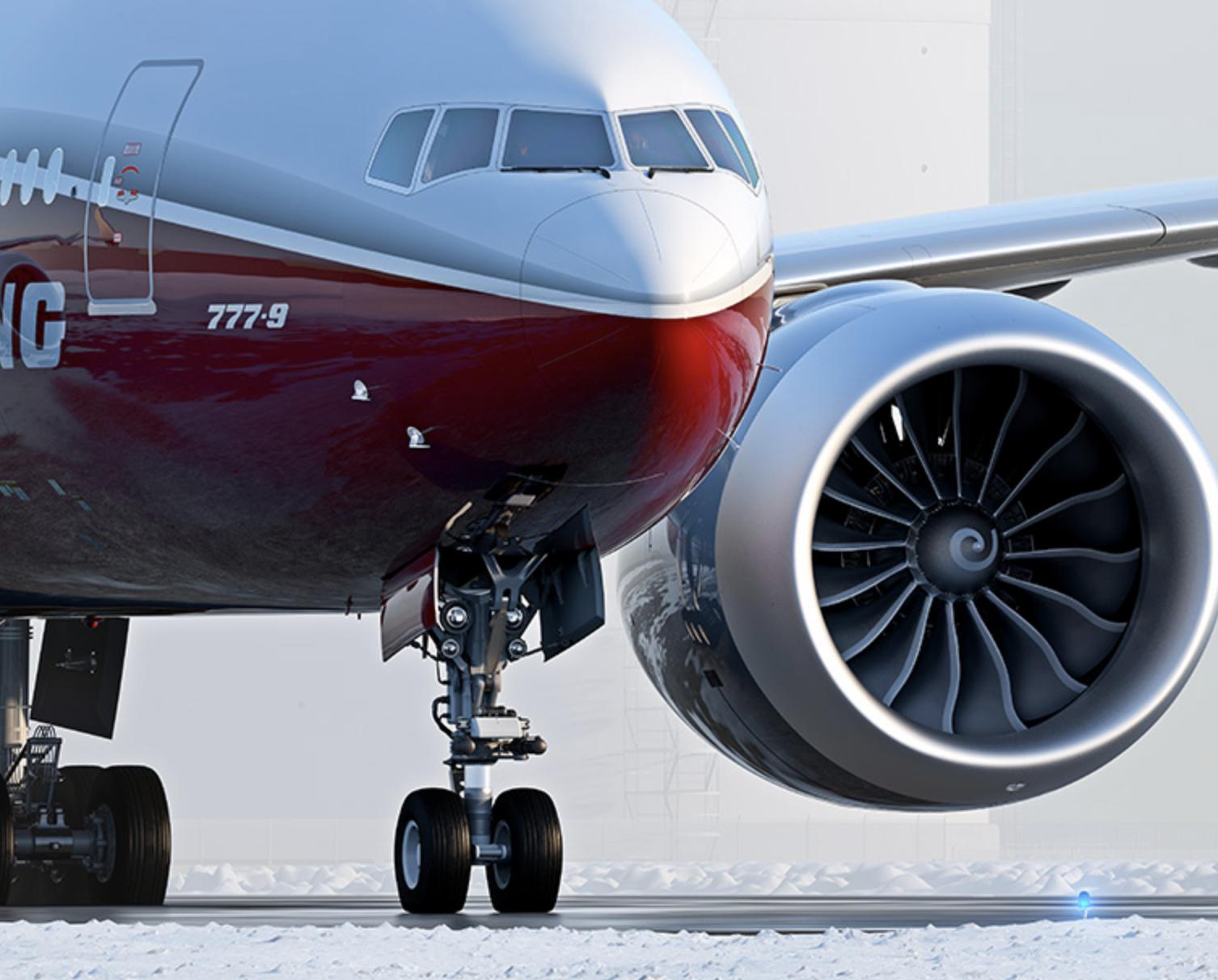 <p>Фото &copy; Boeing</p>