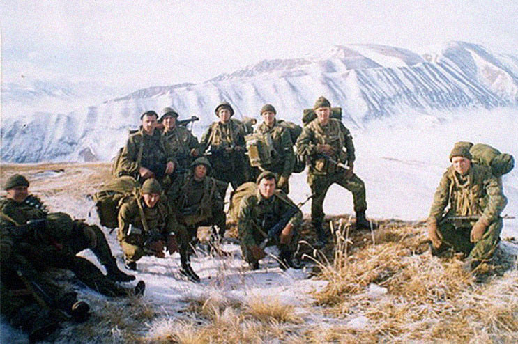 Бойцы 6-ой роты. Фото © Wikimedia Commons