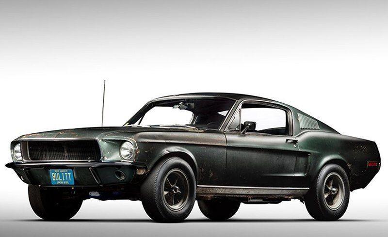 Ford Mustang GT390 1968-го модельного года. Фото: © caranddriver.com