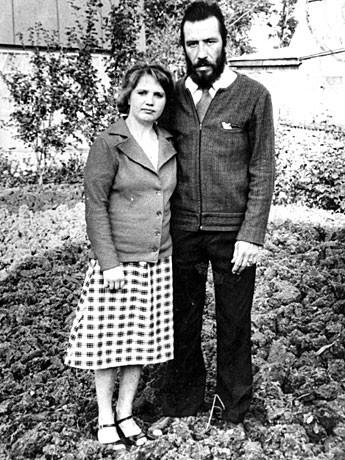 Алексей Суклетин и Лидия Фёдорова. Фото © Wikimedia Commons