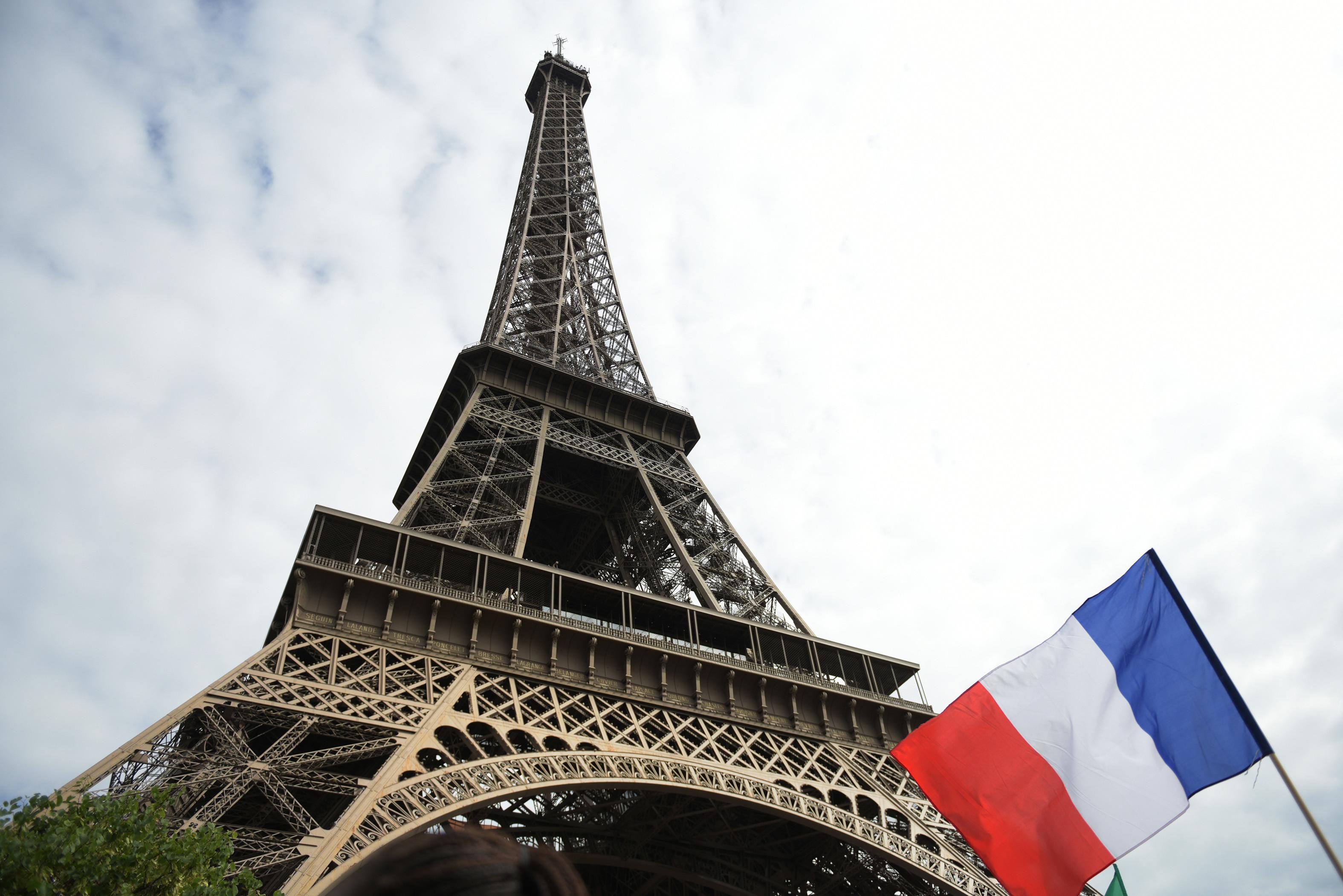 <p>Эйфелева башня в Париже. Фото: &copy;РИА Новости/Наталья Селиверстова</p>