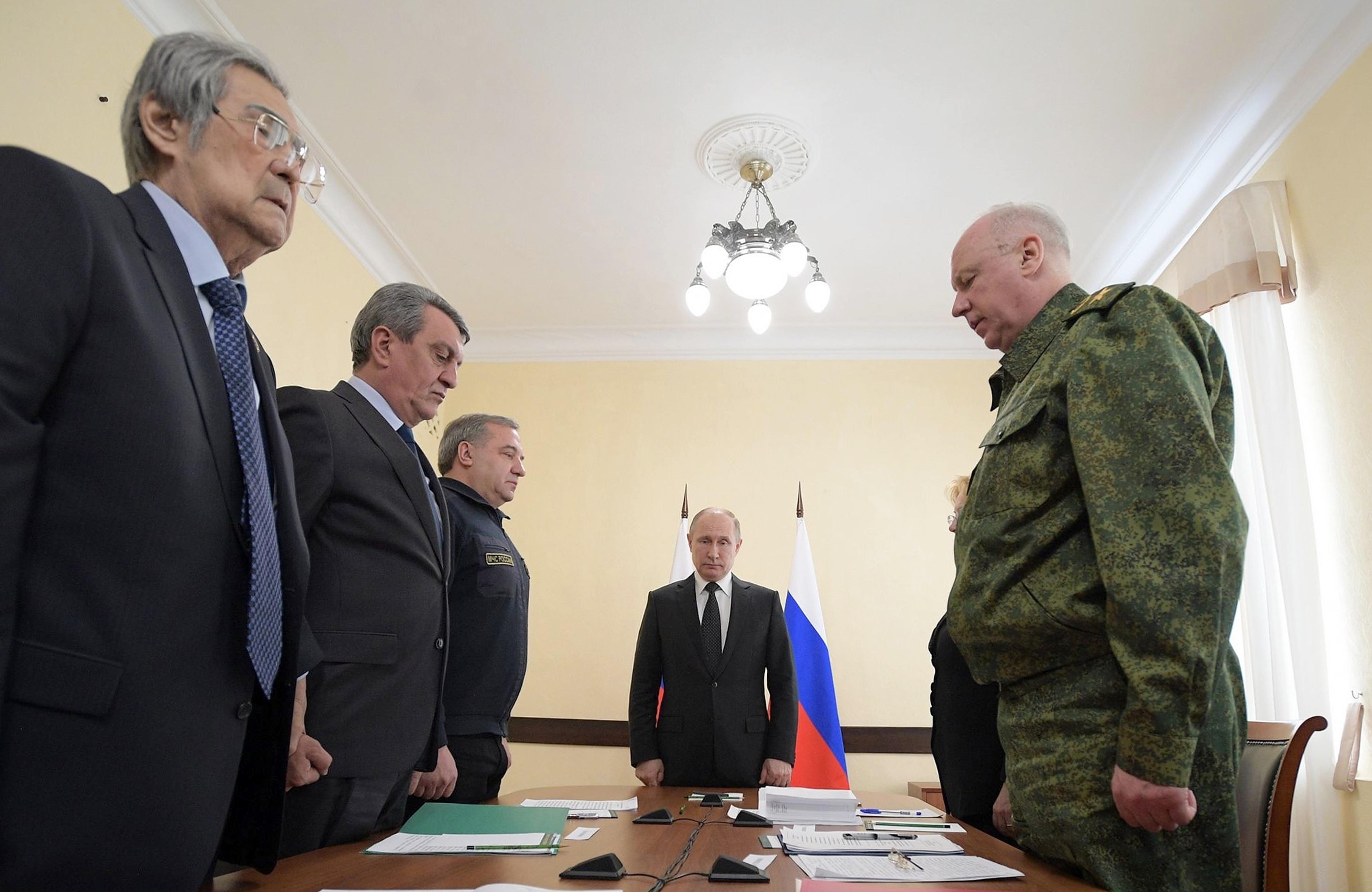 Фото © Alexei Druzhinin, Sputnik, Kremlin Pool Photo via AP