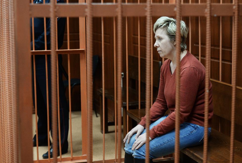 Надежда Судденок. Фото: ©РИА Новости/Александр Кряжев