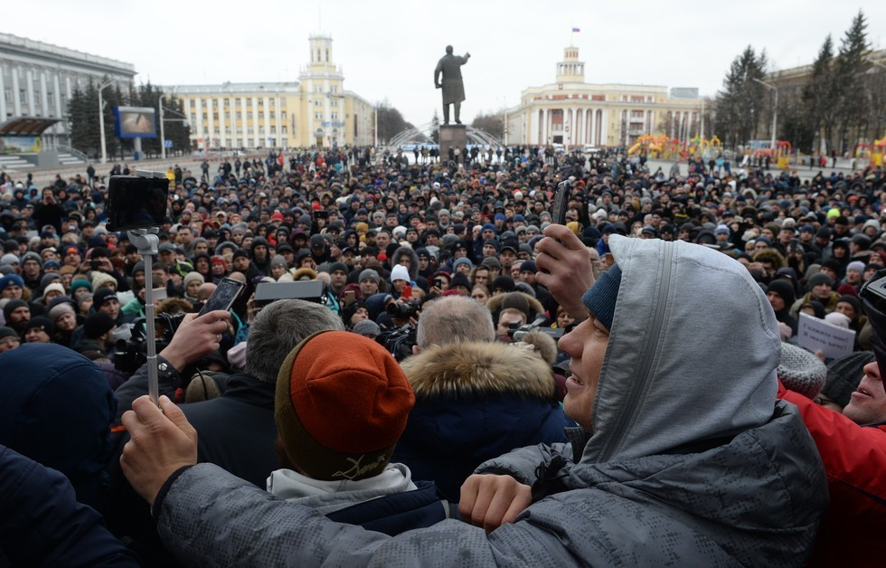 Фото: ©РИА Новости/Александр Кряжев