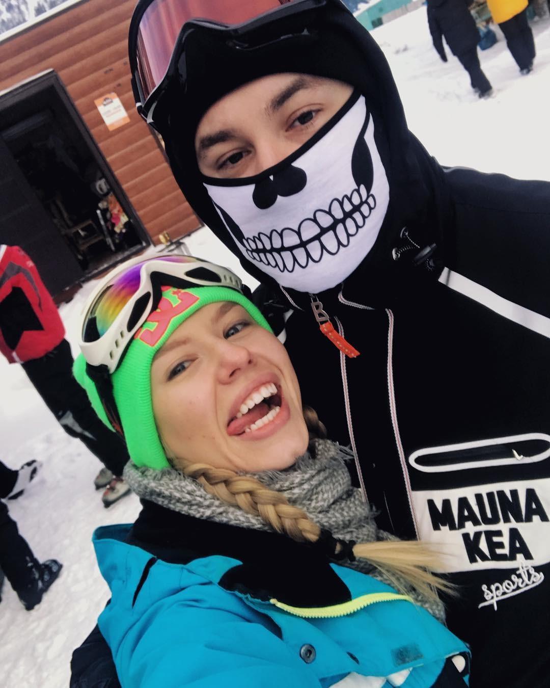 Фото © Instagram/Christina Tuleeva / Кристина и её секретный муж