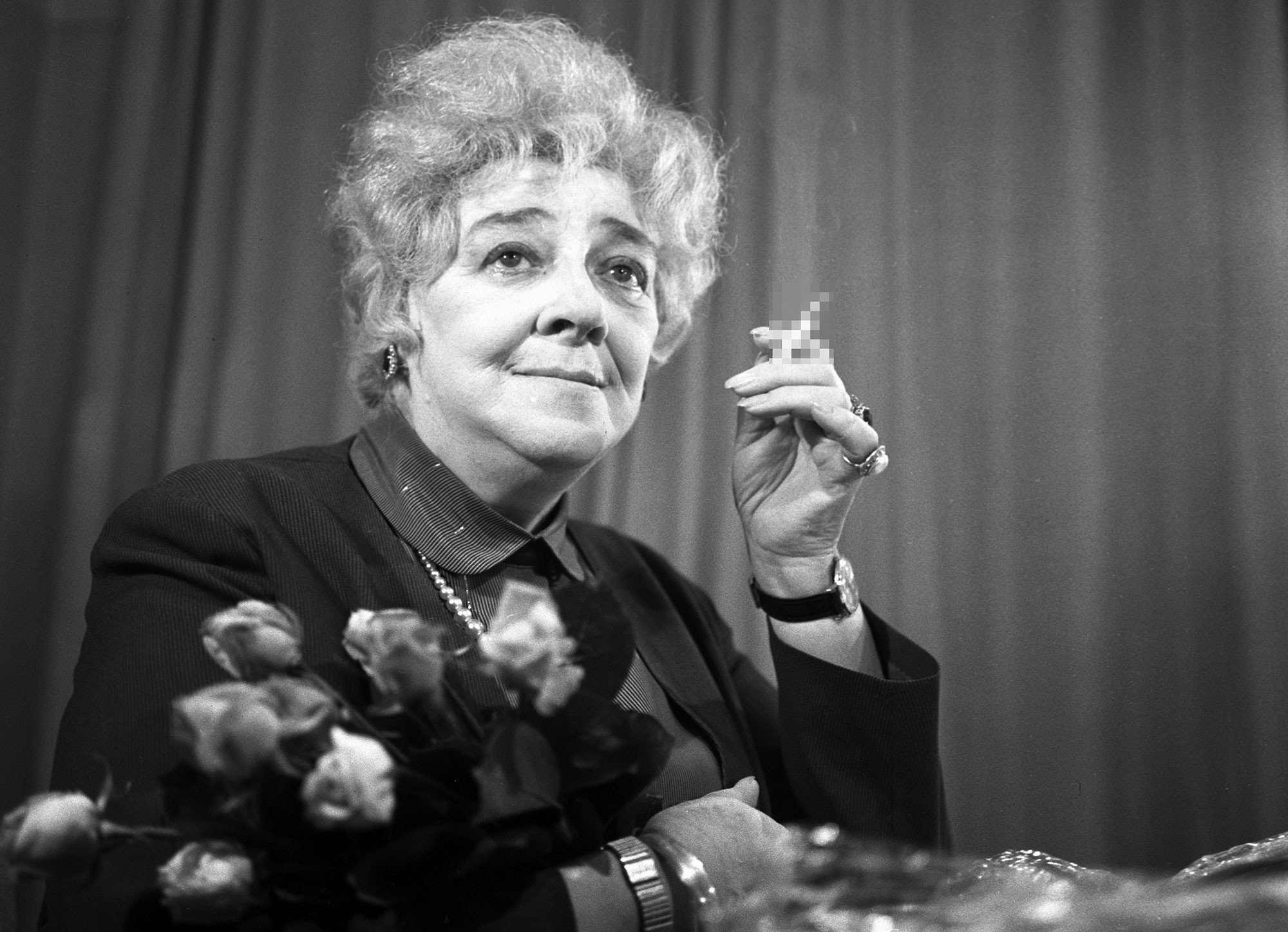 Народная артистка СССР, актриса театра им. Моссовета Фаина Раневская (1896–1984). Фото: ©РИА Новости / Юрий Сомов