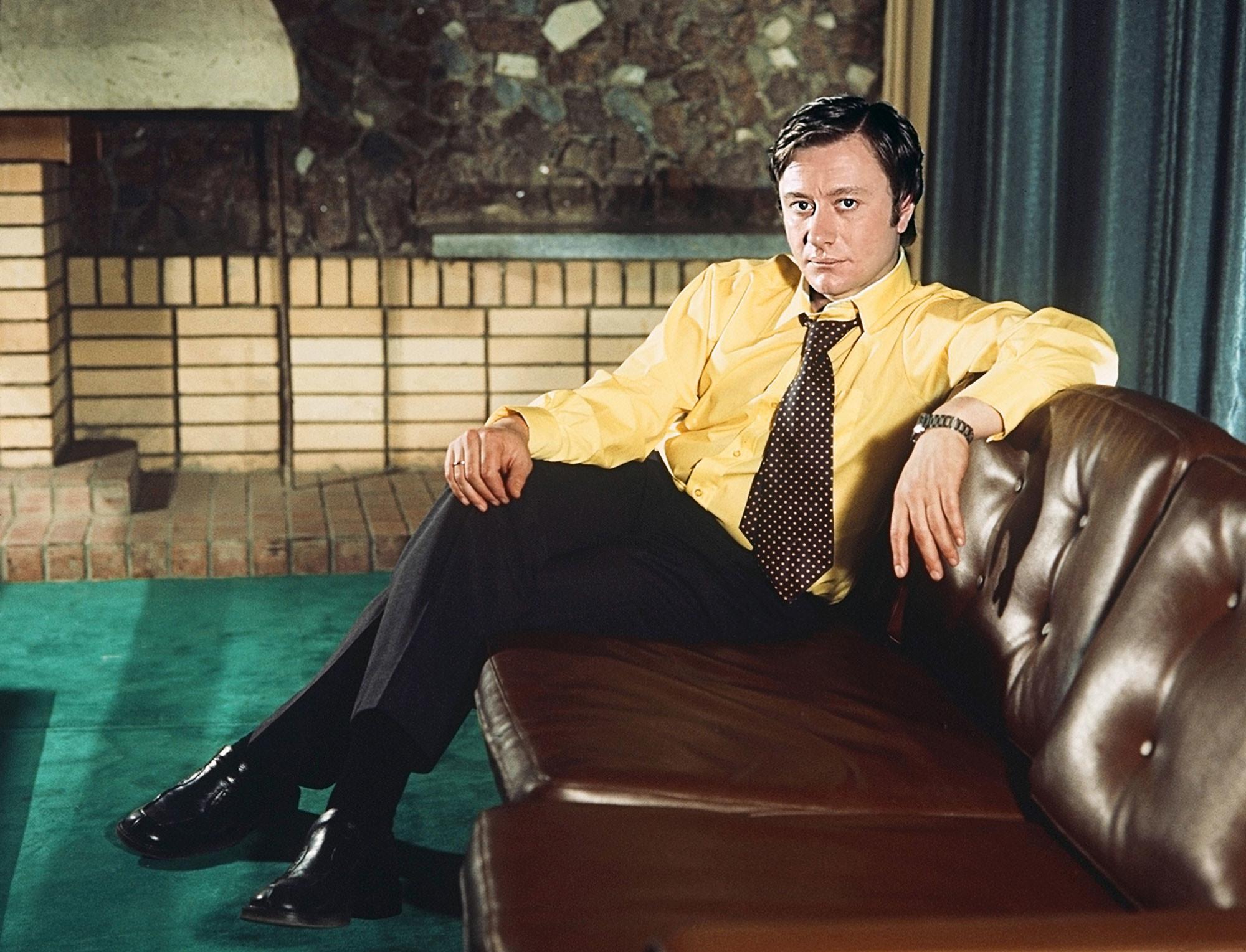 Актёр театра и кино Андрей Миронов. Фото: ©РИА Новости / В. Бондарев