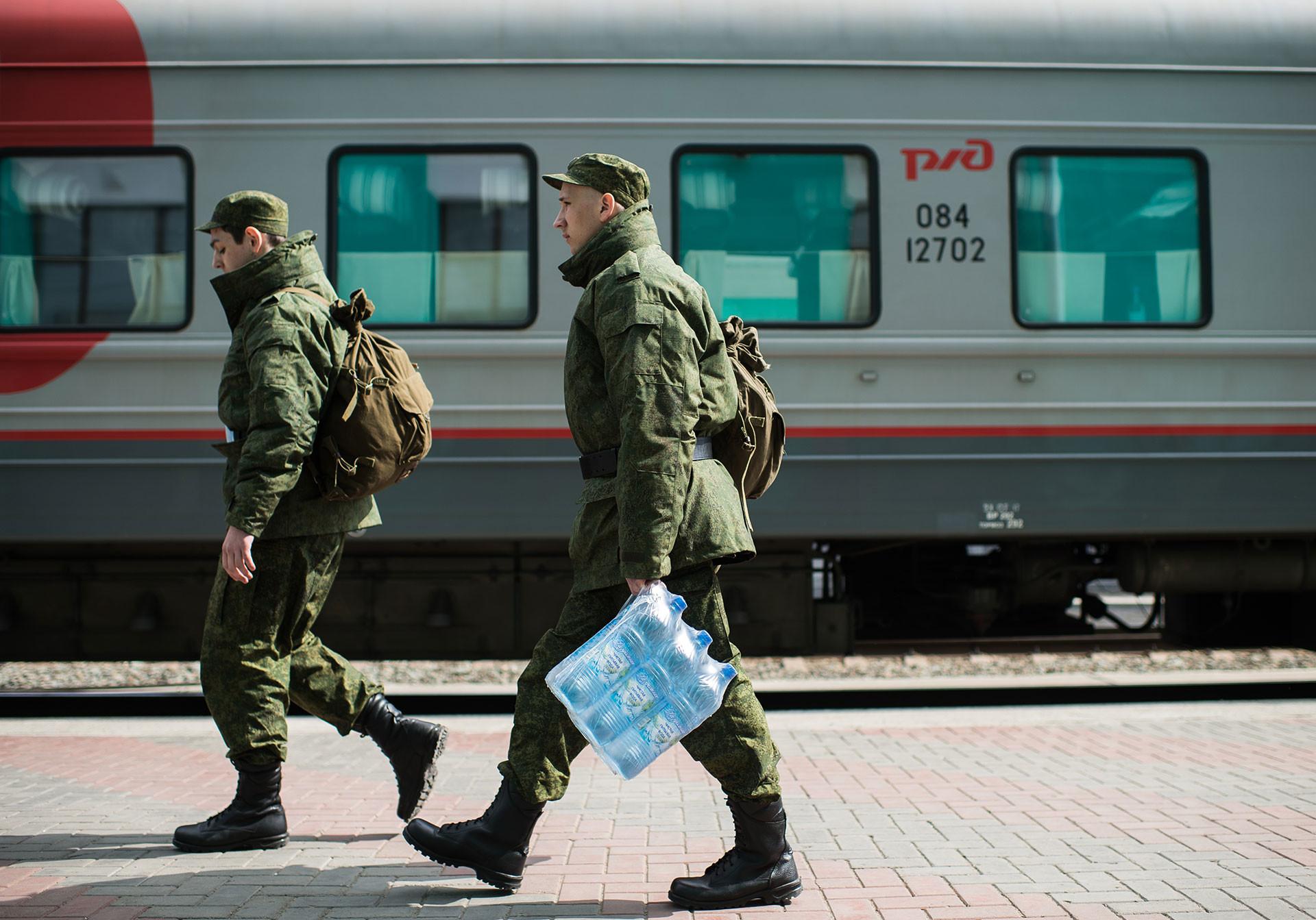 Фото © РИА Новости/Алексей Мальгавко