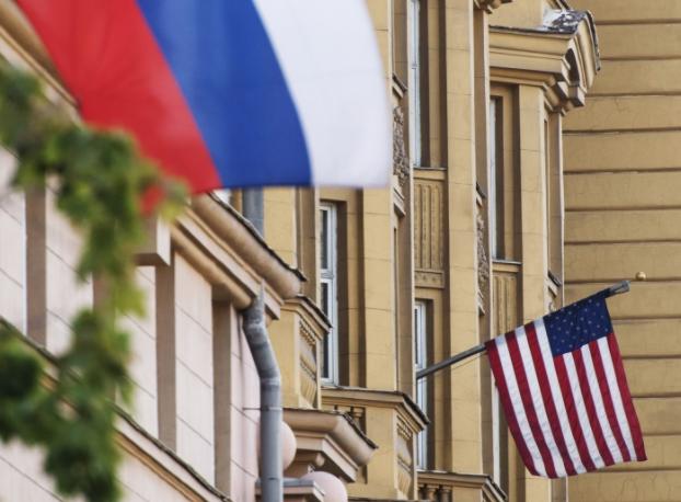 <p><span>Флаги РФ и США.&nbsp;</span><span>Фото: &copy; РИА Новости/</span><span>Максим Блинов&nbsp;</span></p>