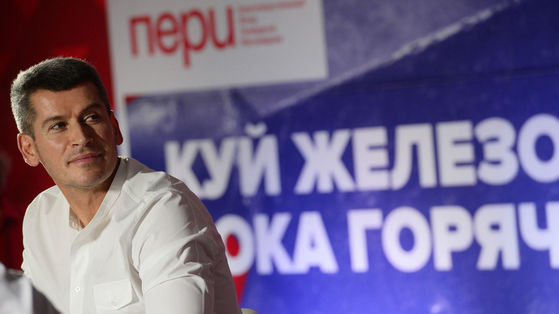 Зиявудин Магомедов. Фото: © РИА Новости/Владимир Вяткин