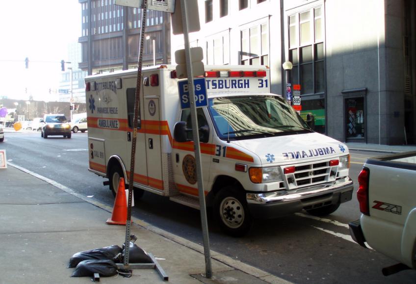 "<p><span>Pittsburgh Ambulance&nbsp;</span>Фото: &copy; https://www.flickr.com/<a href=""https://www.flickr.com/photos/pointshoot/2375379329/in/photolist-4BUrw2-TPPkD9-xgEUF-5mq5N9-6TZxVz-6TZy1F-6nXudJ-6nXuv3-6nTmgZ-6nXvFS"" title=""Go to Eddie~S's photostream"" data-track=""attributionNameClick"" data-rapid_p=""53"">Eddie~S</a></p>"