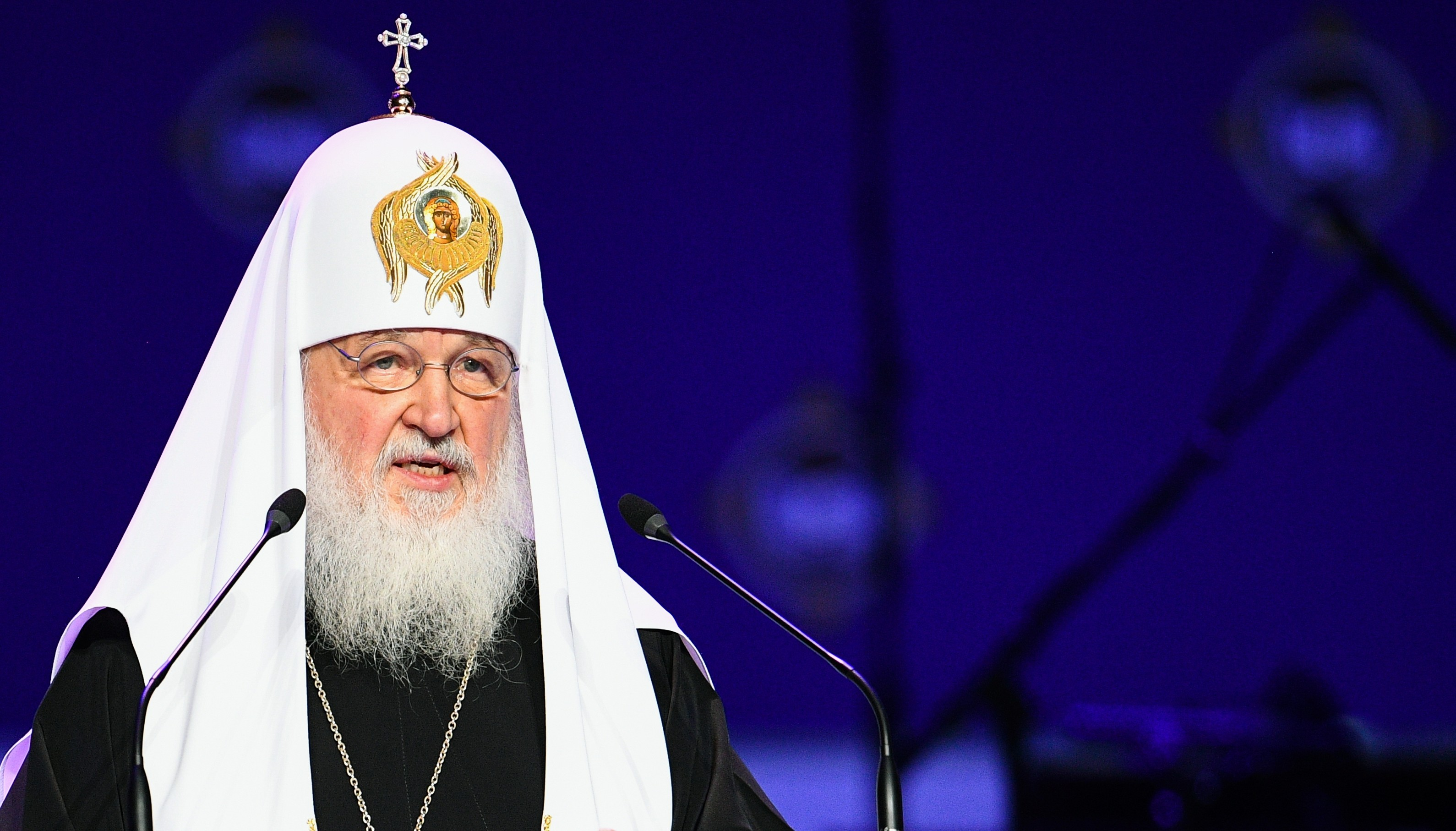 <p>Патриарх Кирилл. Фото: &copy; РИА Новости / Владимир Астапкович</p>