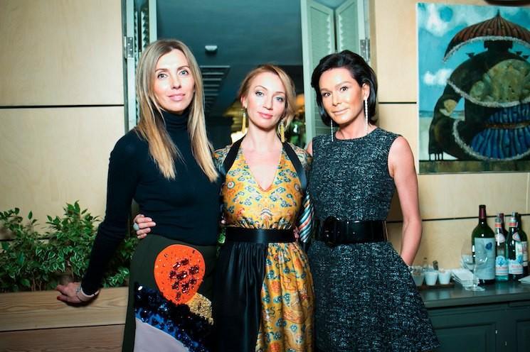 Фото: Соцсети / Светлана Бондарчук, Наталья Дубовицкая, Ольга Магомедова