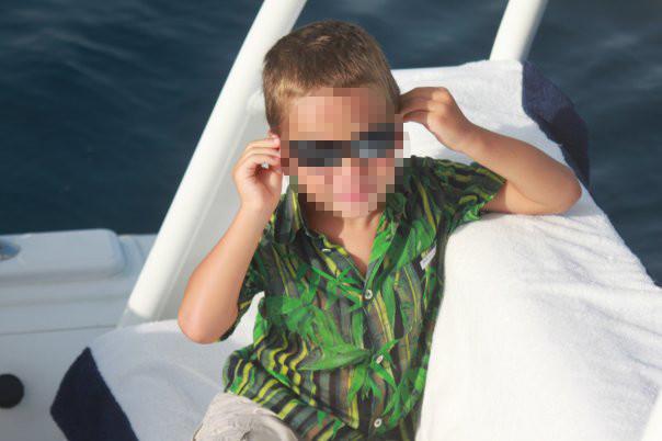 Фото: Соцсети / Тимур Магомедов в детстве