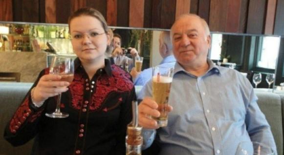 <p><span>Экс-сотрудник ГРУ Сергей Скрипаль и его дочь Юлия. Фото: globallookpress.com&nbsp;</span></p>