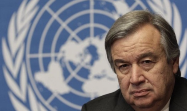 <p><span>Генеральный секретарь ООН Антониу Гутерреш. Фото: &copy; REUTERS</span></p>