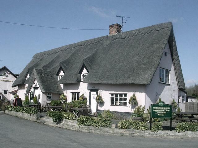 Поместье Thornham Magna. Фото © Wikimedia Commons
