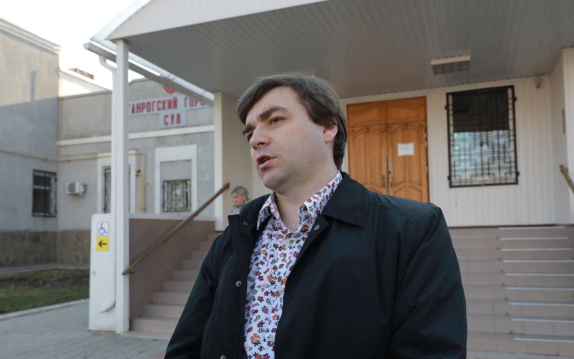 Адвокат Александр Попков. Фото: © L!FE / Сергей Дубровин